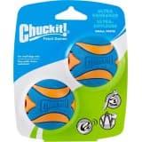 PETMATE CHUCKIT! ULTRA SQUEAKER SMALL 2-PACK