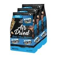 Absolute Holistic Air Dried Dog Diet - Blue Mackerel & Lamb 3 Kgs -20% less for 3rd KG