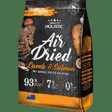 Absolute Holistic Air Dried Dog Diet - Lamb & Salmon 1kg