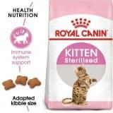 Royal Canin Feline Health Nutrition Kitten Sterilised 2 KG