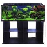 Aqua One Horizon 182 Starter Kit 182L 122W X 36D X 45cm H Glass Aquarium CABINET + AQUARIUM