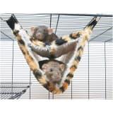 VADIGRAN  Hammock De Luxe Fake Fur 17x33x14cm