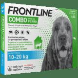 Frontline Spot Combo Medium Breed 10-20 Kg (per pipette)