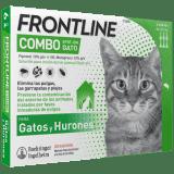 Frontline Spot Combo Cat and Ferret (per pipette)
