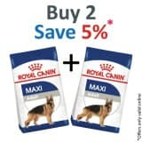 Royal Canin Size Health Nutrition Maxi Adult 10 KG- PACK OF 2