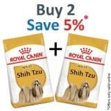 Royal Canin Breed Health Nutrition Shih Tzu Adult 1.5 KG - PACK OF 2