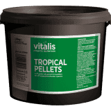 Vitalis Tropical Pellets (XS) 1mm  1.8kg Shop Use