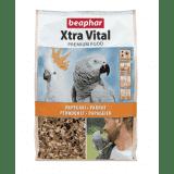 Beaphar XtraVital Parrot Feed 2.5kg (new formula)