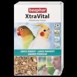 Beaphar XtraVital Large Parakeet Feed 500g (New Formula)