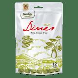 """Dentalight 3"""" Fruit Diner tasty avocado treat ×12pcs 80g"""