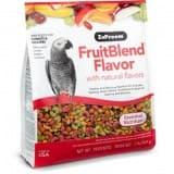 Zupreem FruitBlend Flavor Medium & Large Parrot Food 12lb (5.44kg)