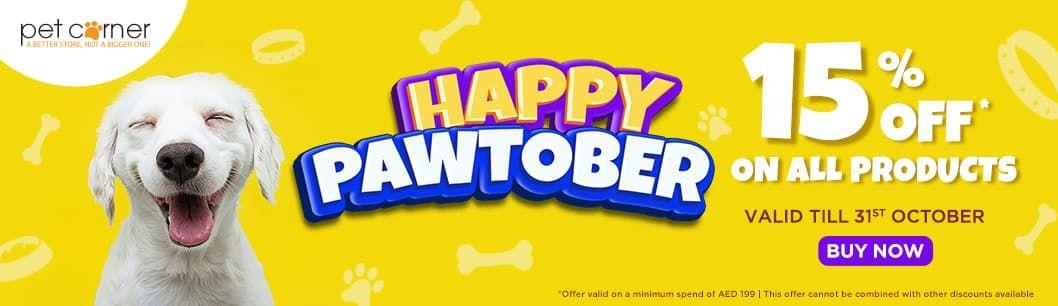 Happy PawTober