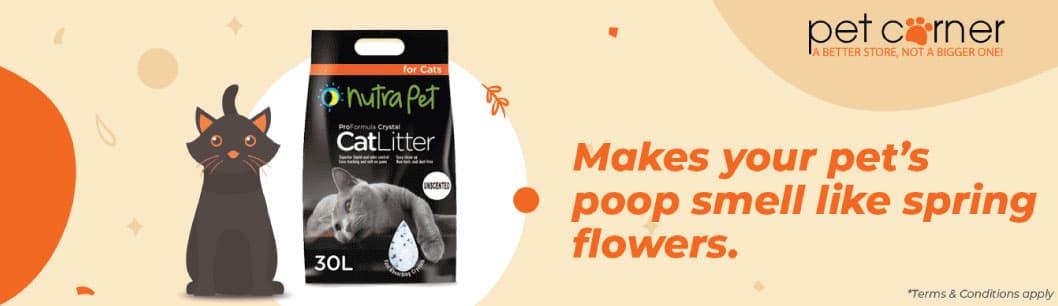 Nutra Pet Cat Litter